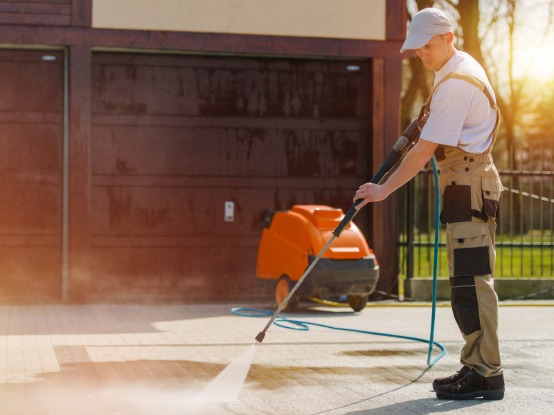 Easy Guide to Know How to Estimate Power Washing Job