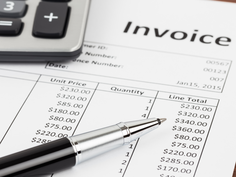 What is an Invoice Number