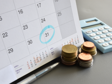 Late fees for delayed invoice payments