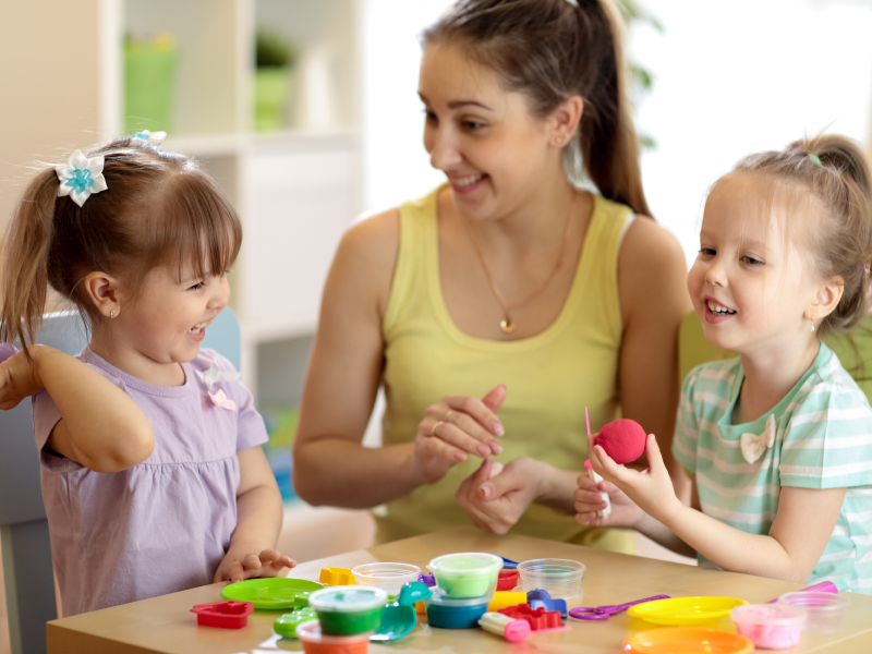 Guide to starting a daycare business