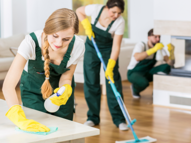 How to estimate house cleaning jobs